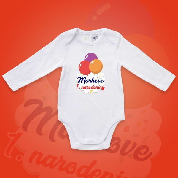 narodeninové tričká - Potlač tričiek Nitra f02a9688d66