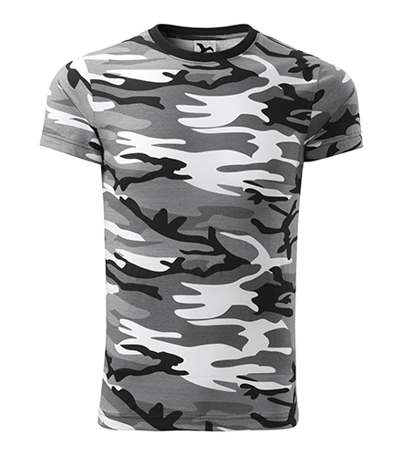 Tričko Camouflage - Potlač tričiek Nitra d030e0cc0bc